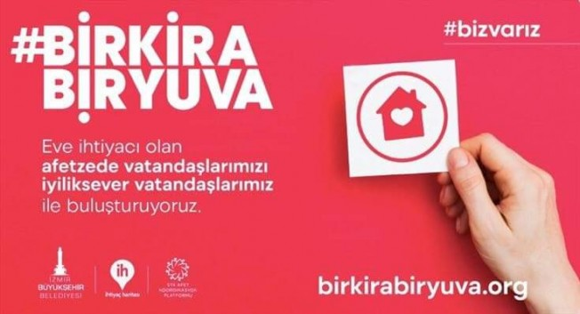 LTB'den Kardeş Şehir İzmir'e destek