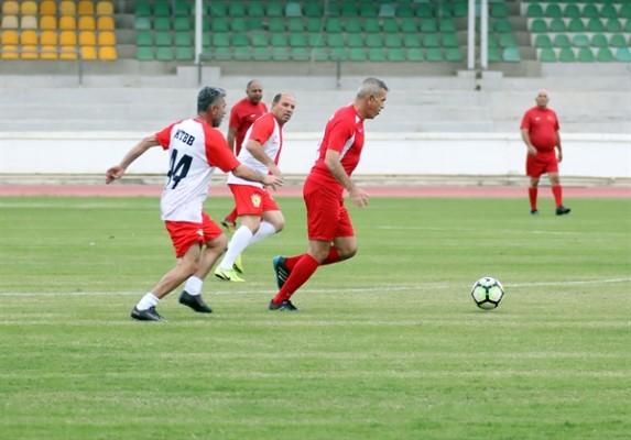 Meclis Takımı  Belediyeler Birliği takımı ile karşılaştı...