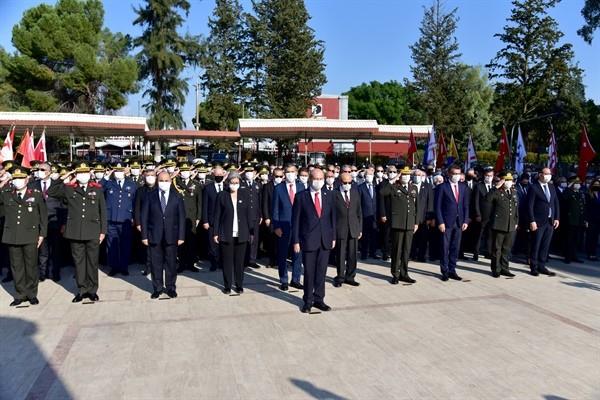 Atatürk, ölümünün 82'nci yıldönümünde törenlerle anılıyor