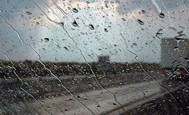 Önümüzdeki bir hafta yağmurlu...
