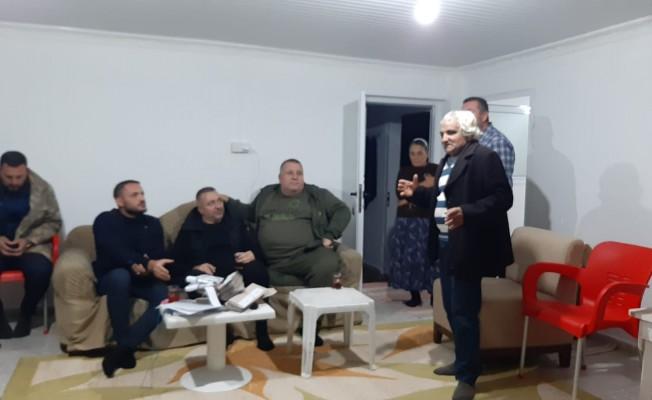 Polat ailesinin yaşam koşulları iyileştirildi...