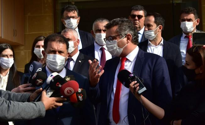 Saner: Başbakanlık UBP'de olmalıdır