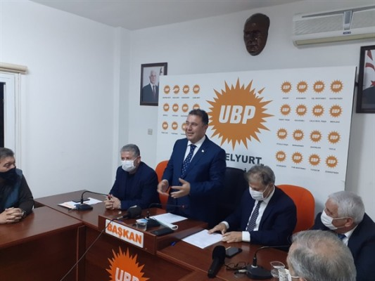 Saner: Hükümeti kurması gereken parti UBP'dir...