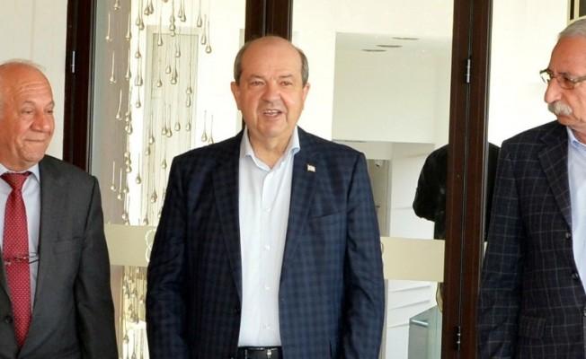 Tatar: Ben seçildikten sonra Türkiye ile ilişkiler yakınlaştı