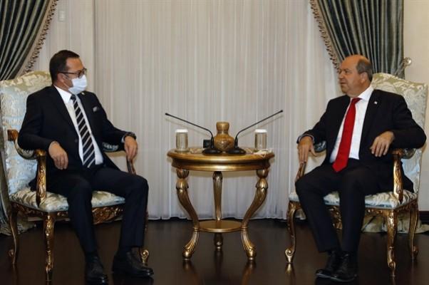 Tatar: Dayatma ile bir çözüm olamaz