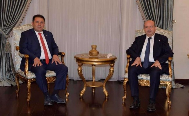 Tatar, hükümet kurma görevini Ersan Saner'e verdi!