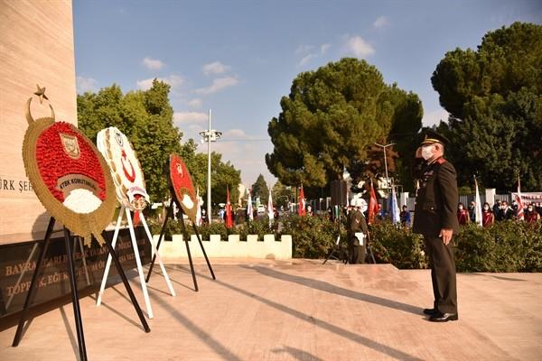 21-25 Aralık Milli Mücadele ve Şehitleri törenlerle anılıyor...