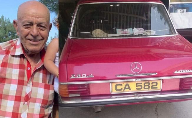 76 yaşındaki Erbay Raman kayıp!