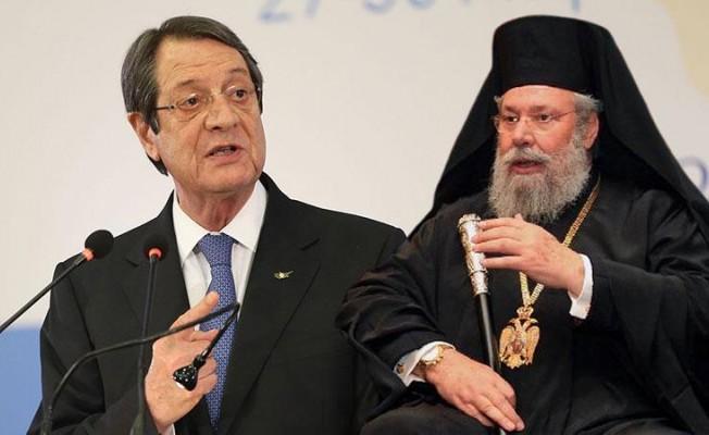 """""""Anastasiadis bana iki devlet çözümü istediğini söyledi"""""""