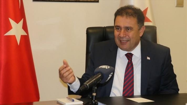 """""""Anavatan Türkiye ile iş birliğimizi en üst noktada tutacağız"""""""