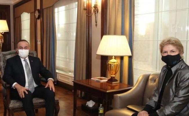 Çavuşoğlu: İki devletli çözümü savunuyoruz!