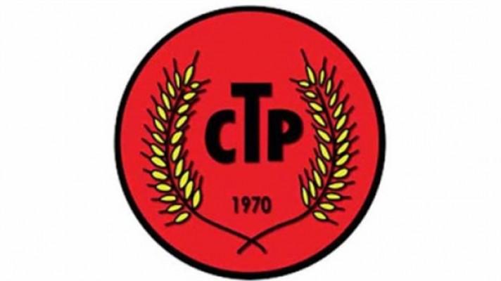CTP: Çözümün meşru zemini, federasyondur