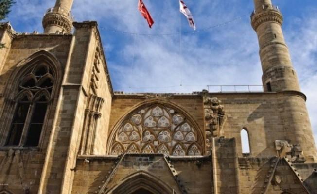 Lefkoşa-Selimiye Camisi'nde restorasyon çalışmalarının başlatıldı