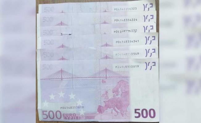 Polisten sahte 500 Euro uyarısı!