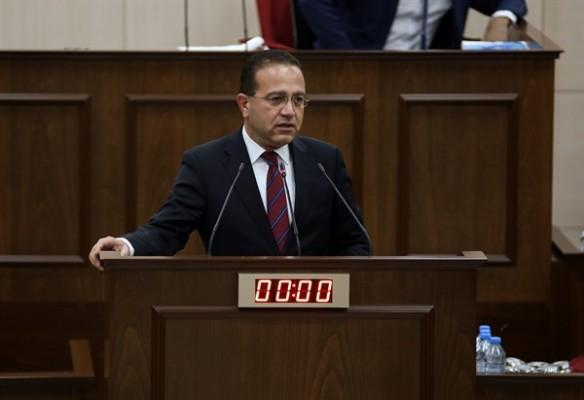 Şahali, Cumhurbaşkanı Tatar'ı  eleştirdi