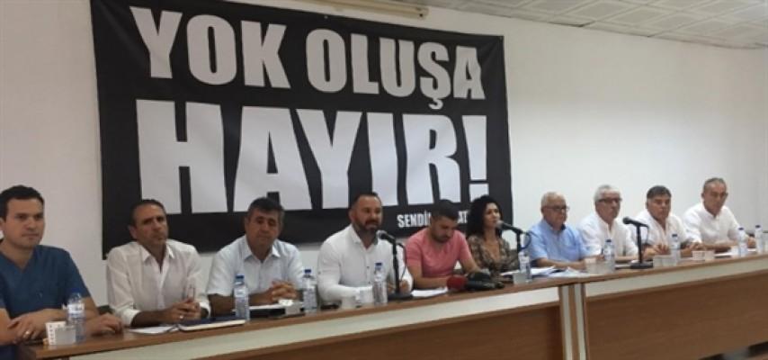 Sendikal Platform, Arıklı'nın açıklamalarını eleştirdi