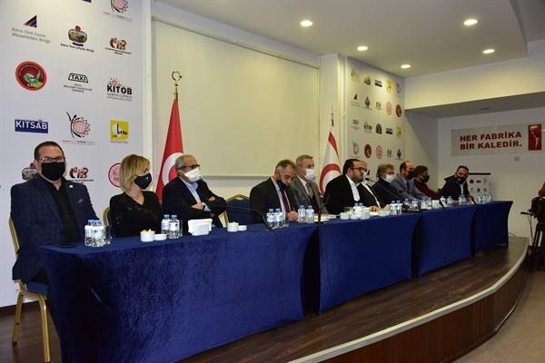 Turizm ve paydaş sektörlerden acil durum toplantısı