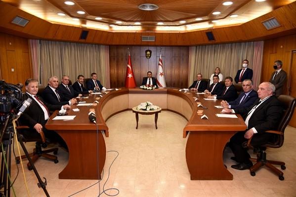Yeni Bakanlar Kurulu ilk toplantısını yapıyor