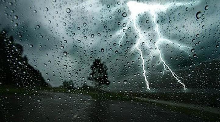 Yer yer çok kuvvetli sağanak yağış bekleniyor!