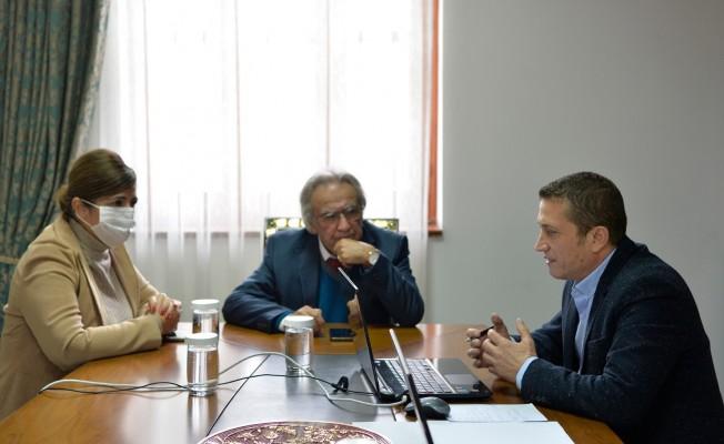 Yurtdışı Kıbrıslı Türkler toplantısı Sibel Tatar'ın katılımıyla gerçekleşti
