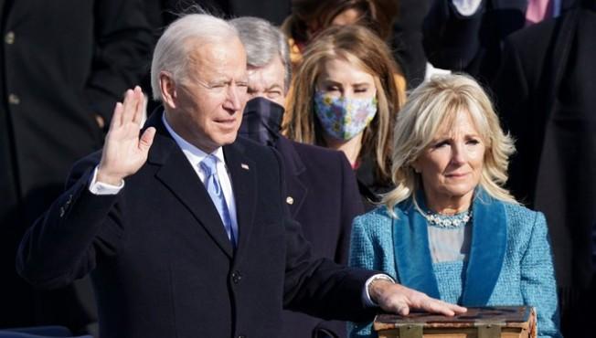ABD'nin yeni başkanı Joe Biden!