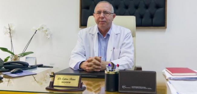 Akçiçek Hastanesi Başhekimi Dr.Birinci de pozitif!