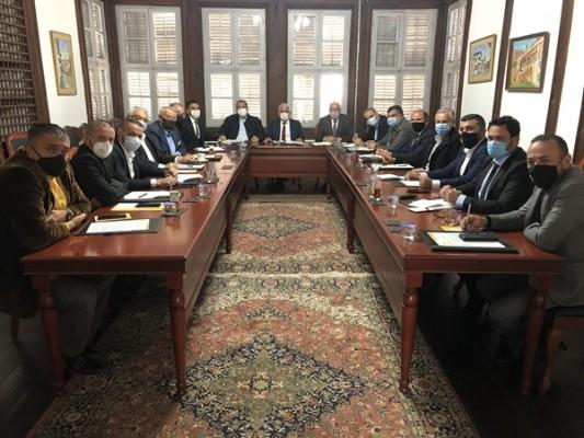 Başbakan Saner'den sorunların çözümü için güvence aldılar...