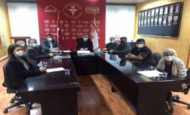 Bulaşıcı Hastalıklar Üst Komitesi toplandı