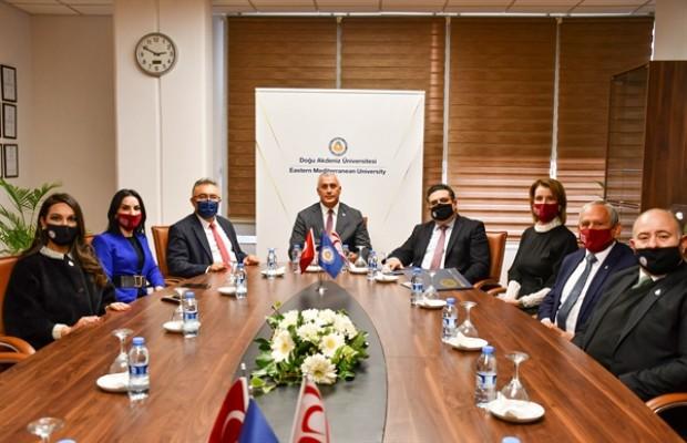 DAÜ ile AÖA arasında iş birliği protokolü imzalandı