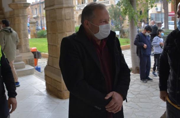 Erkan Eğmez teminata bağlandı!