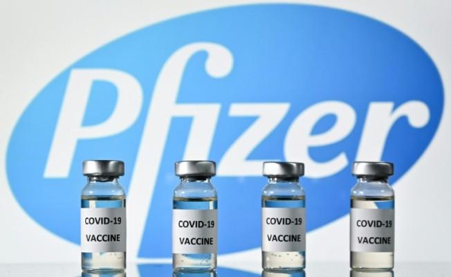 AB'den 2250 adet Pfizer-BioNTech aşısı geldi!