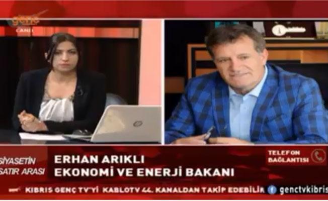 BASIN-SEN, Bakan Arıklı'yı kınadı...