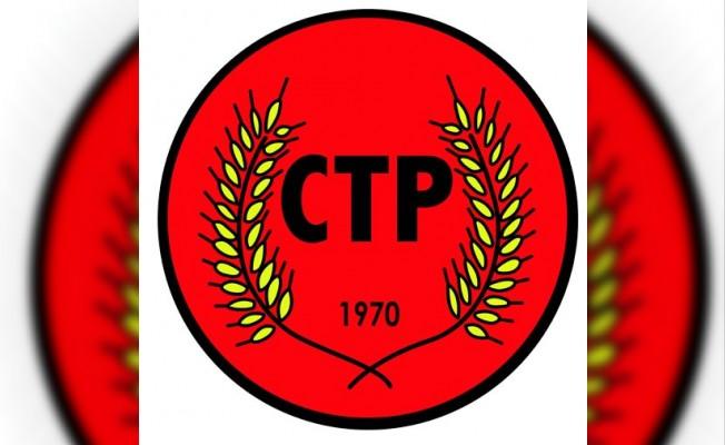 CTP: Özgür basının yanındayız, tarafındayız