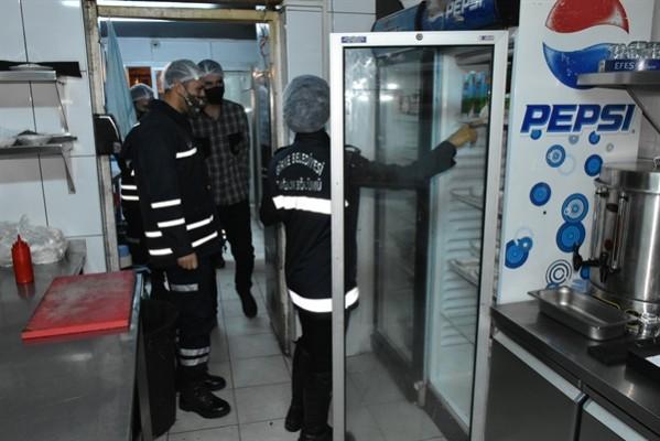 Girne Belediyesi denetimlere devam ediyor
