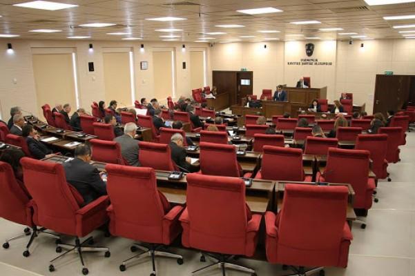 Meclis Genel Kurulu toplanıyor...