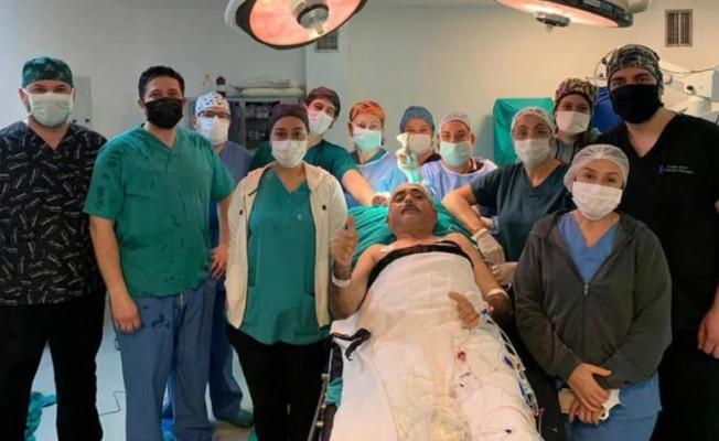 Nalbantoğlu Hastanesinde bir ilk!