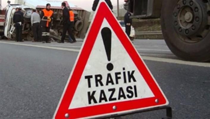 Bir haftada 32 trafik kazası, 11 yaralı
