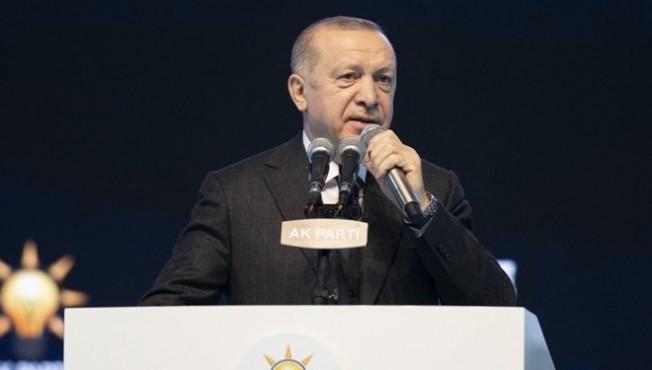 Erdoğan: Cumhur İttifakı'nın hedefi 2053