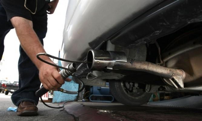 Egzoz emisyon ölçüm ücreti azami 50 TL olacak