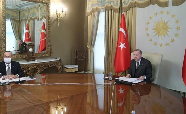 Erdoğan'dan Kıbrıs açıklaması...