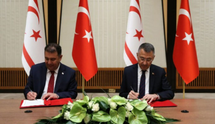 İşte Türkiye–KKTC İktisadi ve Mali İşbirliği Anlaşması tam metni!