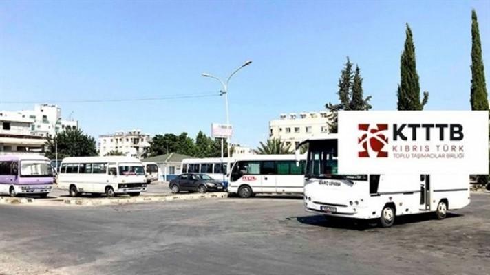 Kıbrıs Türk Toplu Taşımacılar Birliği'nden tepki!