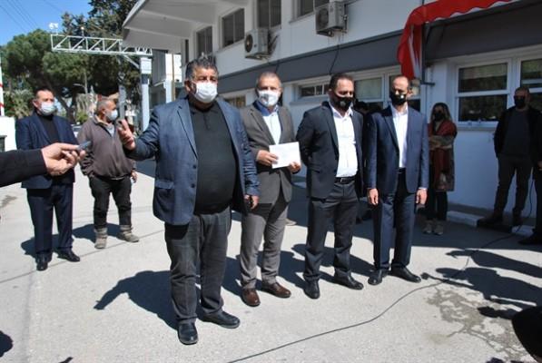 """""""Kıbrıslı Türklerin haklarını gözetin"""""""