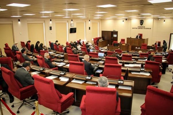 Mecliste komite başkan ve başkan vekillikleri yeniden düzenlendi