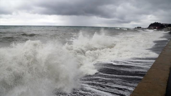 Meteoroloji'den denizde fırtına ihbarı!