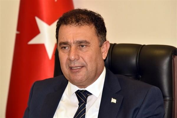 Saner, Ankara temaslarını tamamlayarak ülkeye döndü