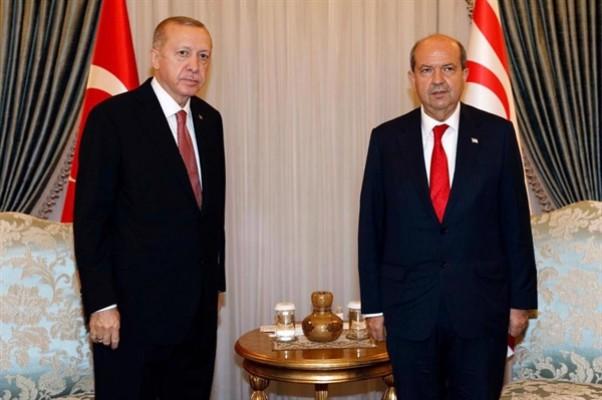 Tatar, Erdoğan'ı tebrik etti!