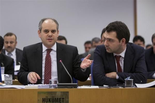 TBMM Dışişleri komisyonu Başkanı Kılıç KKTC'de