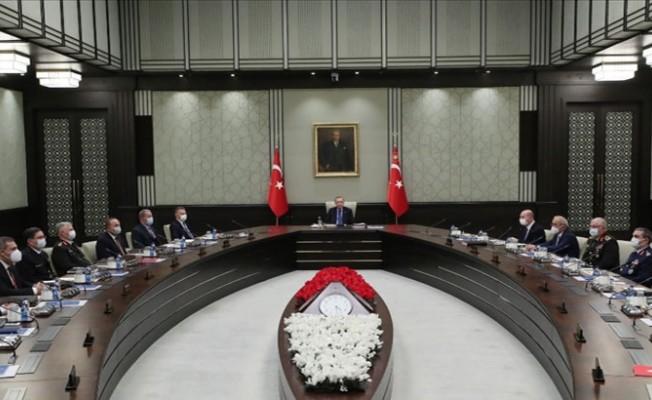 Türkiye MGK'da Kıbrıs'ta iki devlet vurgusu!