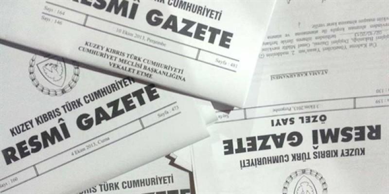 Anayasa Mahkemesi'nin iki kararı Resmi Gazete'de yayımlandı